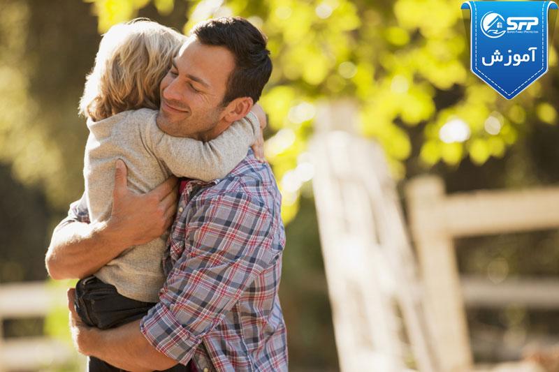 رشد بچه ها - پدران بر رشد و رفتار های فرزندان تاثیری دارند؟
