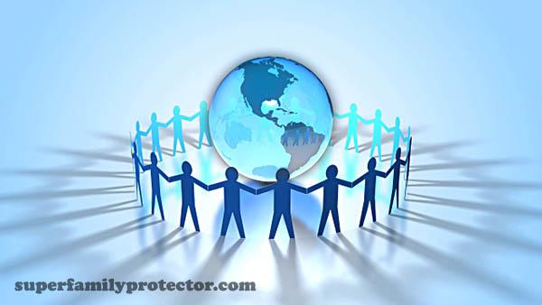 نقش شما امنیت و آرامش در اینترنت