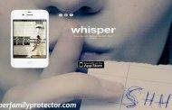 دانلود نرمافزار Whisper شبکه اجتماعی موبایل Version 7.5