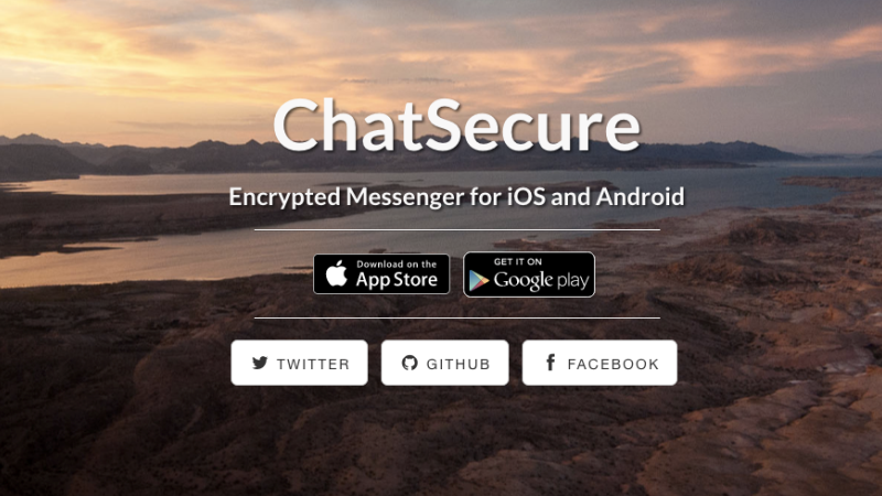 ChatSecure Messenger