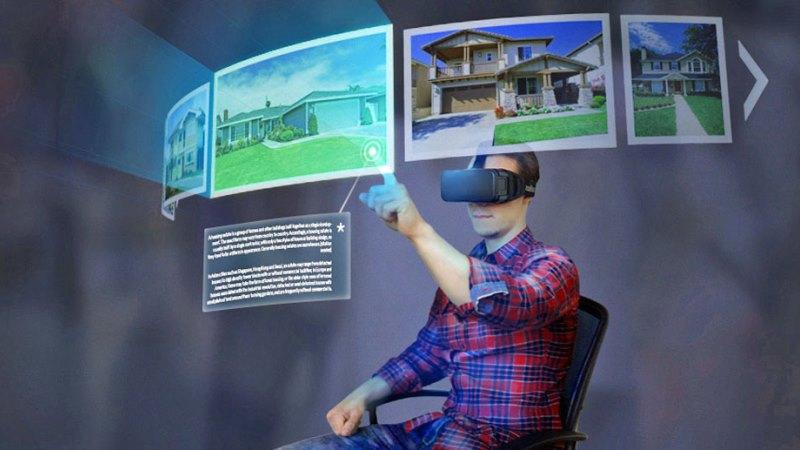 واقعیت مجازی در خرید و فروش