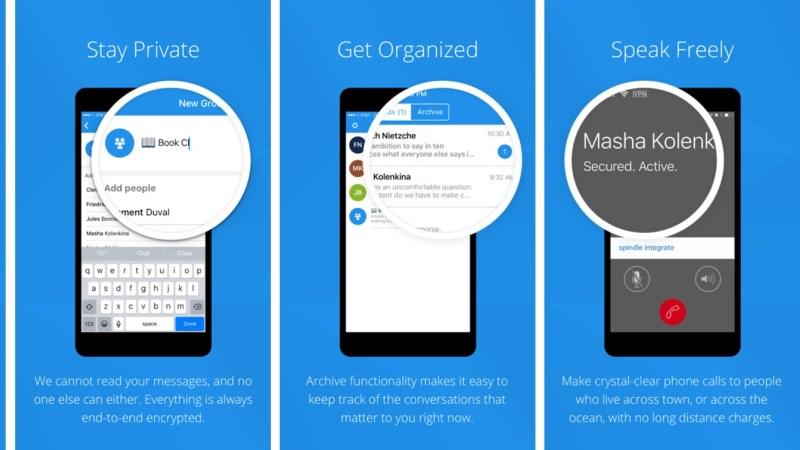 اپلیکیشن سیگنال، بهترین جایگزین تلگرام