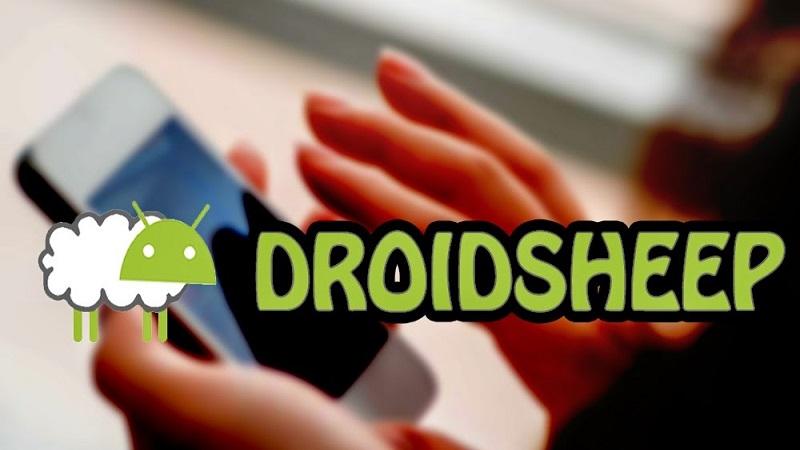 برنامه هک اکانت دیگران دانلود Droidsheep برای هک گوشی دیگران و شبکه وای فای ...