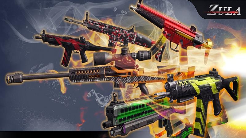 خرید سلاح جدید و فروشگاه