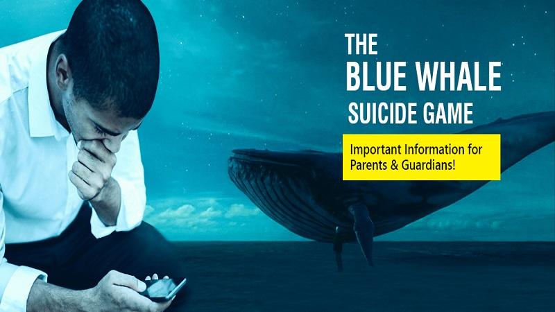 بازی نهنگ آبی چالشی که در آن نوجوانان ترغیب به خودکشی می شوند!