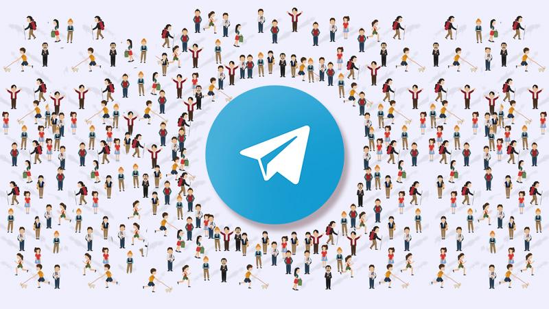 پرطرفدارترین کانال تلگرام از نظر بازدید و تعداد اعضا کدام کانالها هستند؟