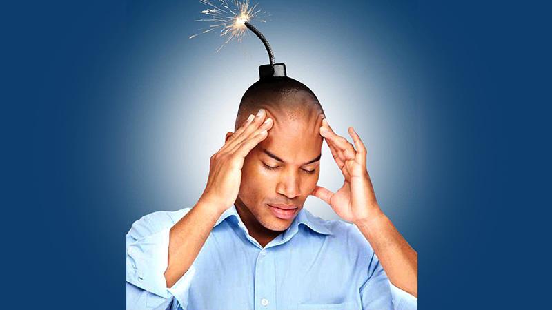 فشارخون بالا باعث سردرد می شود