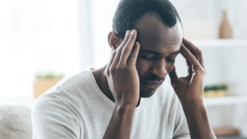 درد های در ناحیه جلوی سر