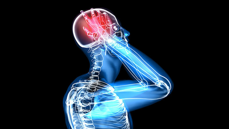 انواع سردرد های رایج