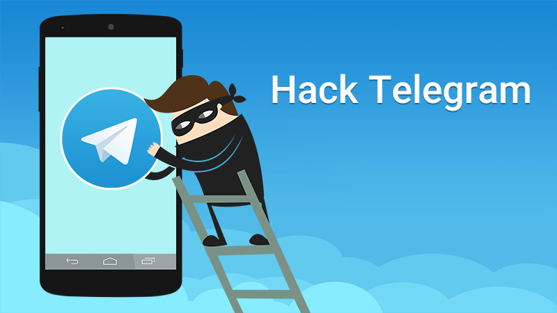 Hack Telegram with SFP spy tool app without verification code