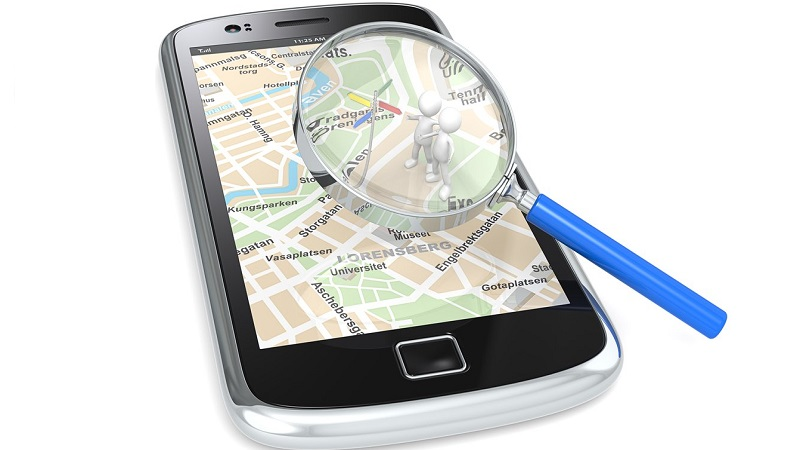 Mobile Tracker app for android and ios without GPS