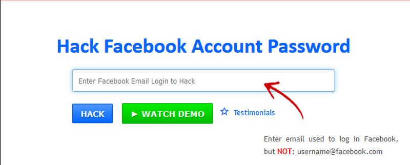 تهكير فيس بوك الإختراق مع SamHacker