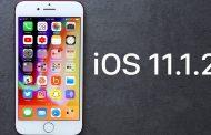 ios 11.1.2 آپدیت جدید سیستم عامل اپل و رفع مشکلات ایفون ایکس