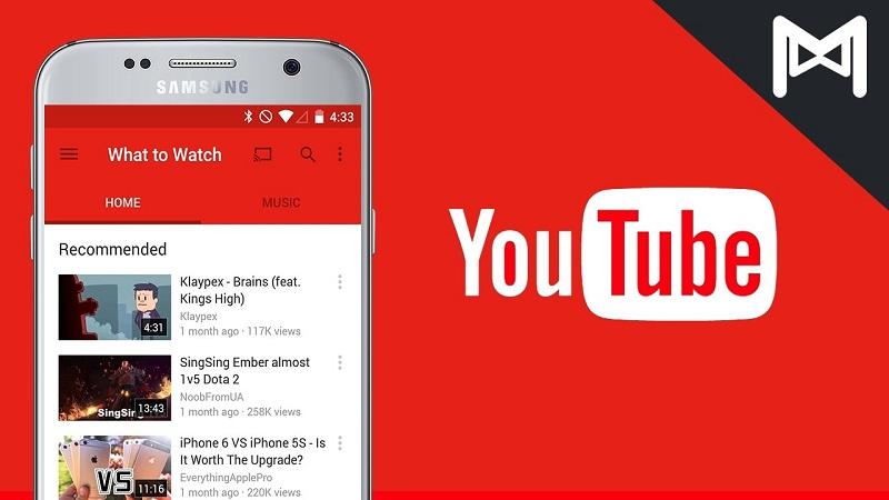 دانلود یوتیوب رایگان و با لینک مستقیم برای اندروید و ایفون