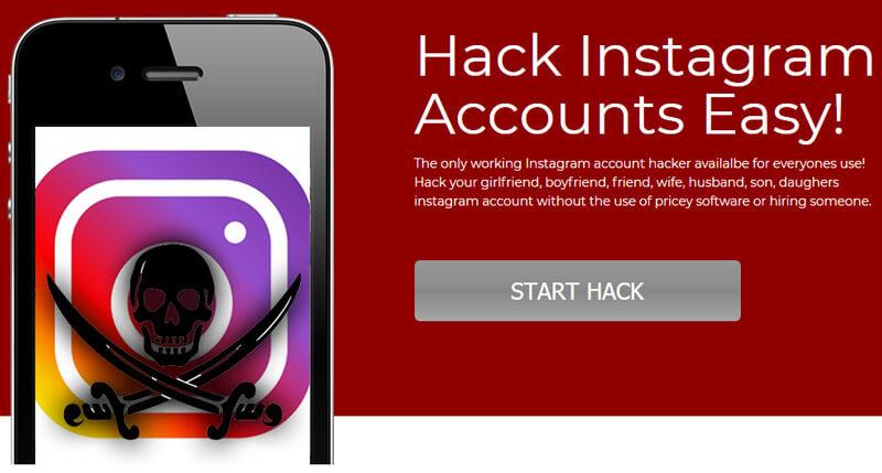 هک اینستاگرام به صورت آنلاین