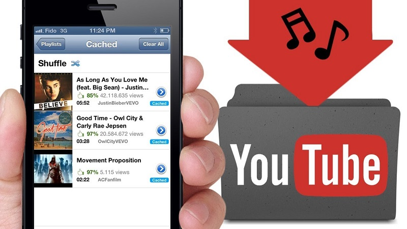 دانلود آهنگ از یوتیوب