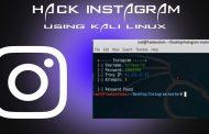 کالی لینوکس و جلوگیری از هک اکانت اینستاگرام با استفاده حمله بروت فورس