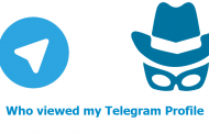 Who Viewed My Telegram Profile Picture?