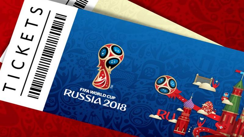 خرید بلیط جام جهانی 2018 روسیه در ایران به همراه ارائه قیمت ها