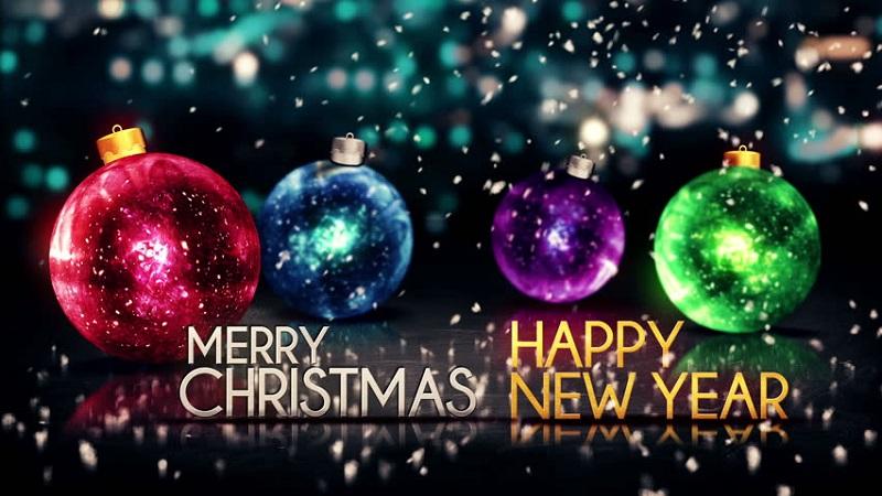 استیکر کریسمس تلگرام برای تبریک سال نو میلادی