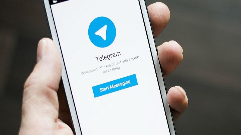 اختلال تلگرام از دقایقی پیش