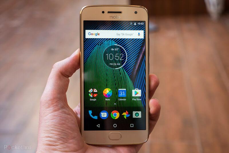 گوشی اندرویدی Moto G5