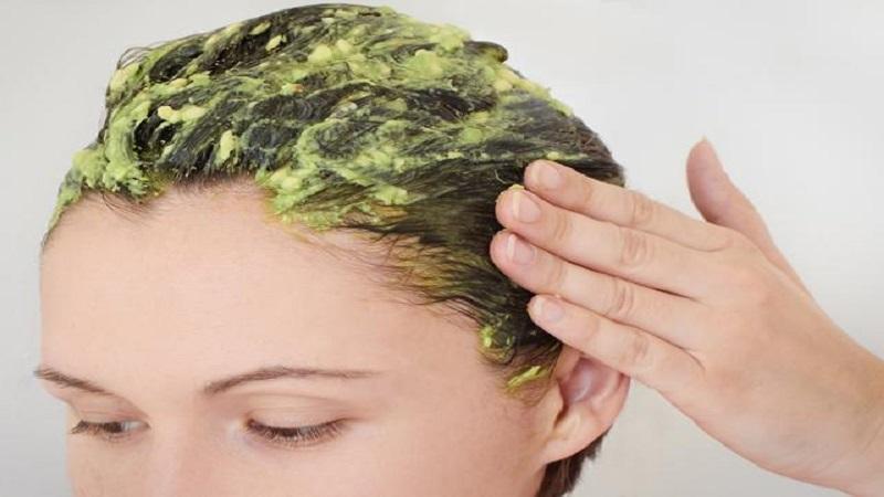 ماسک مو خانگی برای جلوگیری از ریزش مو و تقویت ریشه موها