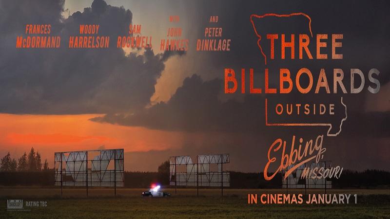 Three Billboard Outside Ebbing, Missouri