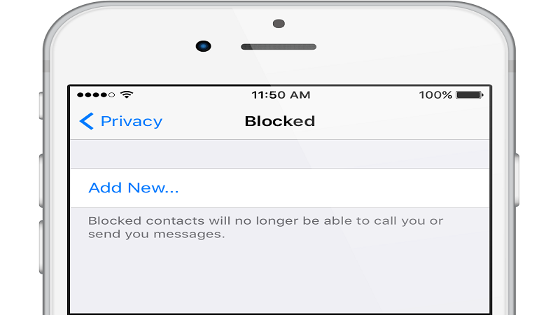 Unblock And Block Someone On WhatsApp Messenger