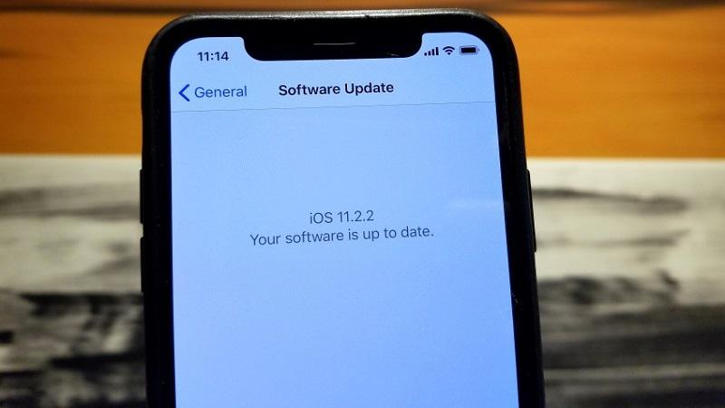 ios 11.2.2 آپدیت جدید سیستم عامل اپل و بررسی ویژگی های اضافه شده