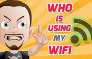 دانلود Who use my WiFi برای جلوگیری از هک وای فای و شناسایی افراد متصل به مودم وای فای