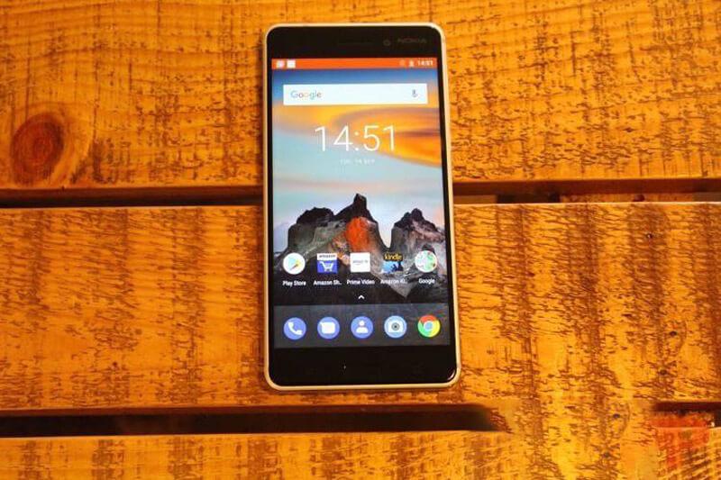 گوشی اندرویدی Nokia 6