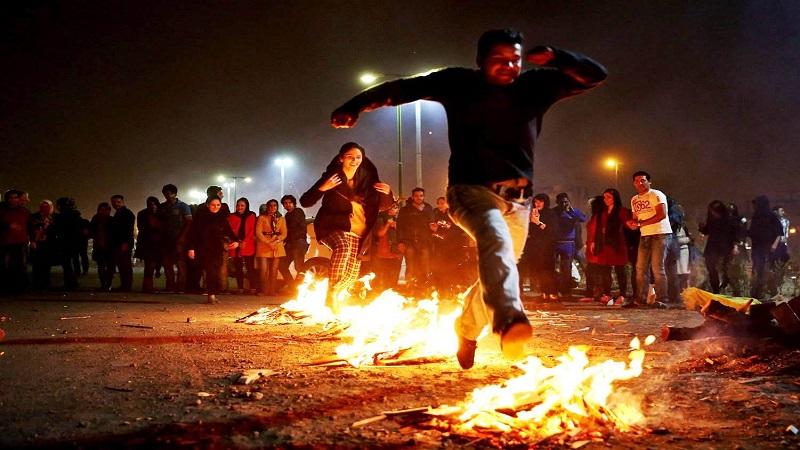 تاریخ چهارشنبه سوری 97 و آداب و رسوم مخصوص این شب