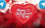استیکر ولنتاین برای تلگرام ویژه روز عشق