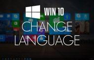 اضافه کردن زبان فارسی در ویندوز 10 و افزودن چند زبان به کامپیوتر