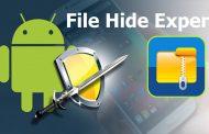 دانلود File Hide Expert برای مخفی کردن فایل در اندروید
