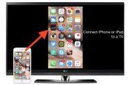 اتصال آیفون به تلویزیون با استفاده از 4 روش سریع و ساده