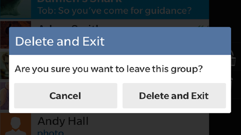 Return To Group On Telegram And How To Rejoin To Groups