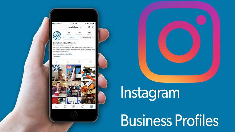 ساخت بیزینس پروفایل اینستاگرام برای ایجاد صفحه تبلیغاتی و تجاری