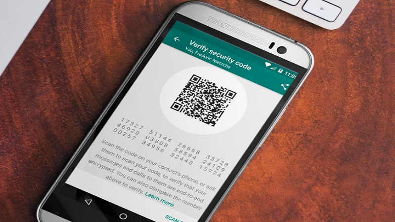 WhatsApp Security Settings