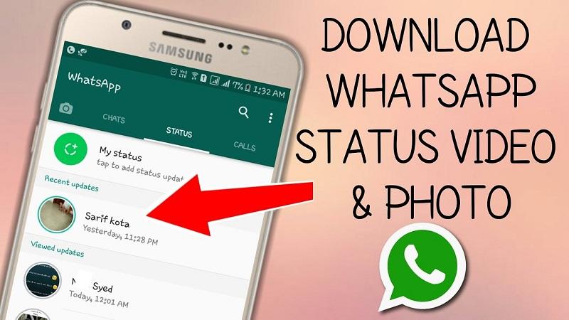 Cómo Descargar Un Estado De Whatsapp Y Guardar Otras Historias