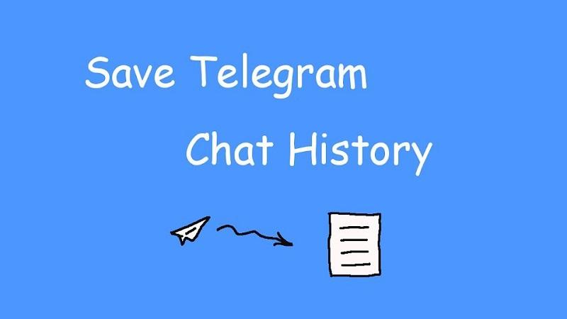 نحوه بکاپ گرفتن از تلگرام و ذخیره پیام های تلگرام اندروید و آیفون در فایل متنی