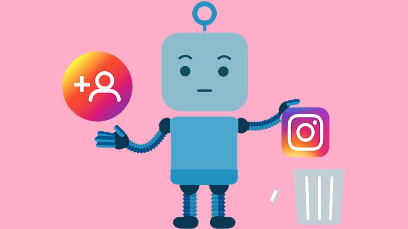 دیلیت اکانت اینستاگرام و آموزش حذف حساب موقت و دائمی با تصویر