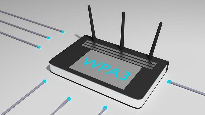 مودم پروتکل WPA3