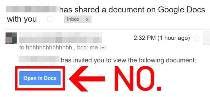 فیشینگ ایمیل
