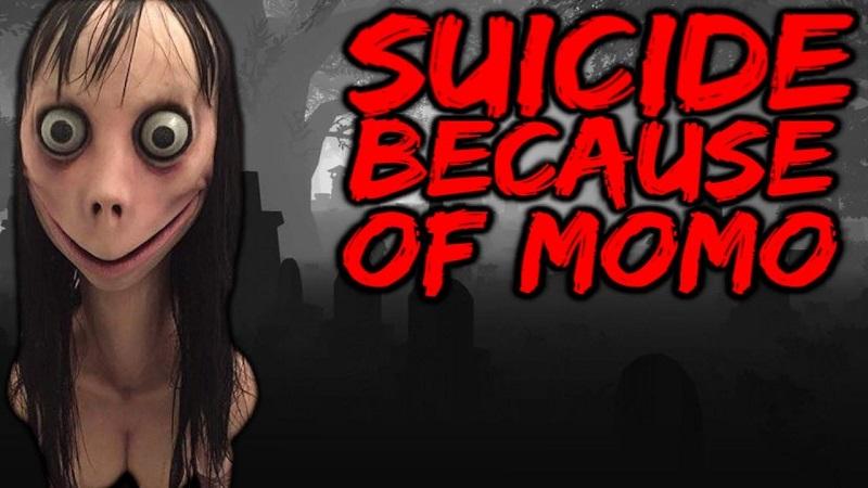 خودکشی های مرتبط با مومو