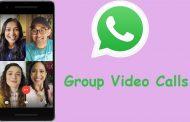 تماس تصویری گروهی واتس اپ و نحوه فعال سازی آن