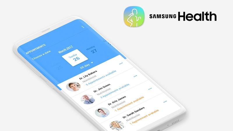 دانلود Samsung Health و آموزش نحوه کار با این برنامه