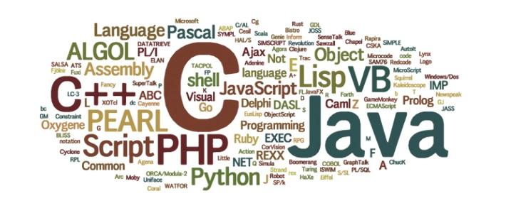 زبان های برنامه نویسی برای هک