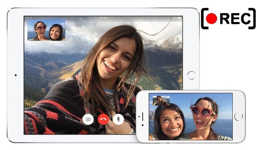 ضبط تماس تصویری در اندروید و آیفون در تمام برنامه ایمو، واتس اپ، اسکایپ و غیره